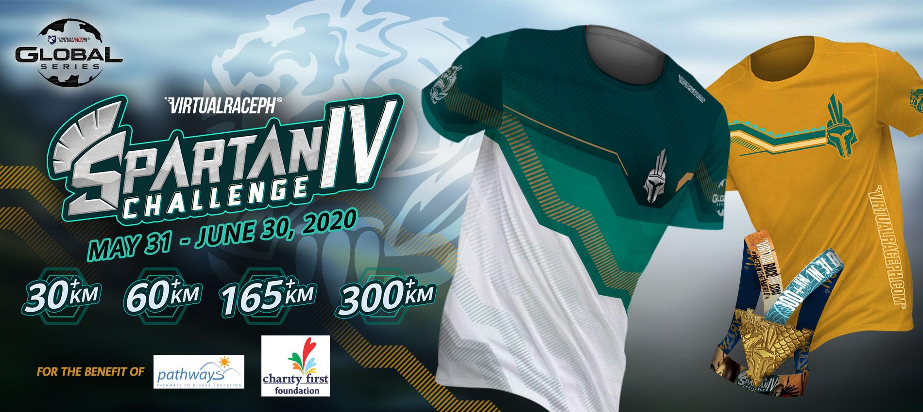 Spartan Challenge IV