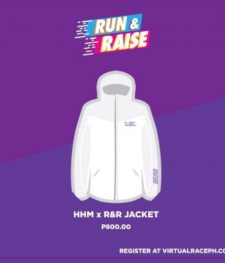 RUN & RAISE ADD-ON JACKET