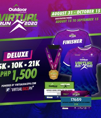 Outdoor Channel Virtual Run 2020 - Deluxe
