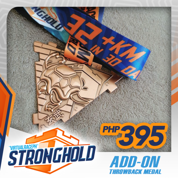 Stronghold Throwback Medal ADD-ON