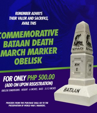 Bataan Death March Obelisk