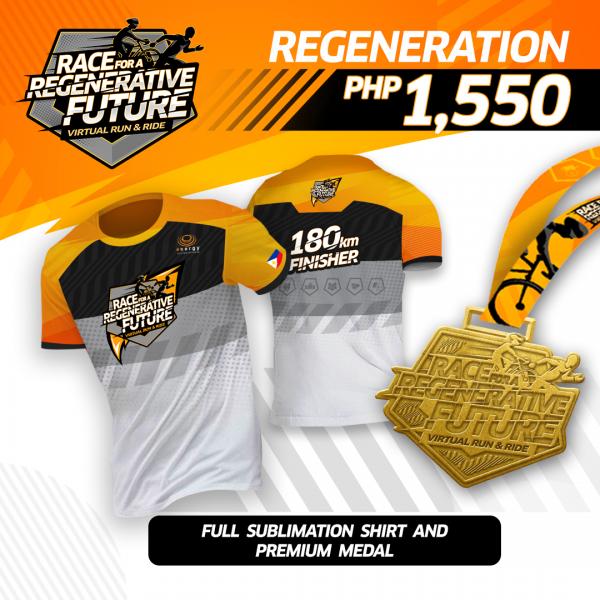 Race for a Regenerative Future - Regeneration