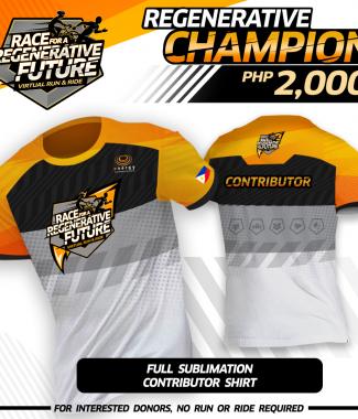 Race for a Regenerative Future - Regenerative Champion