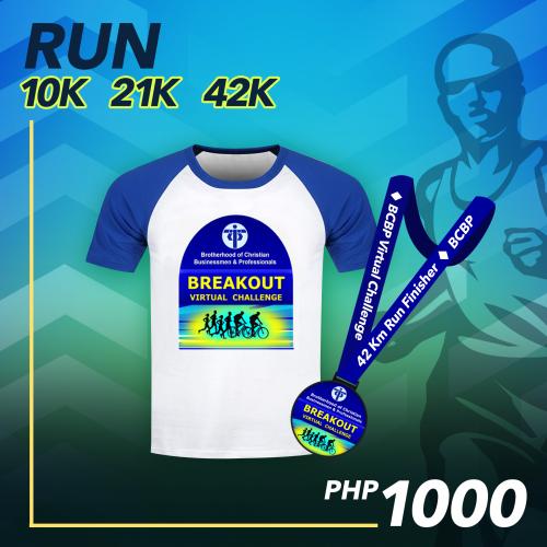 BCBP Breakout Virtual Challenge - RUN
