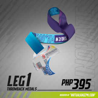 VirtualRacePH 2021 Series LEG 4