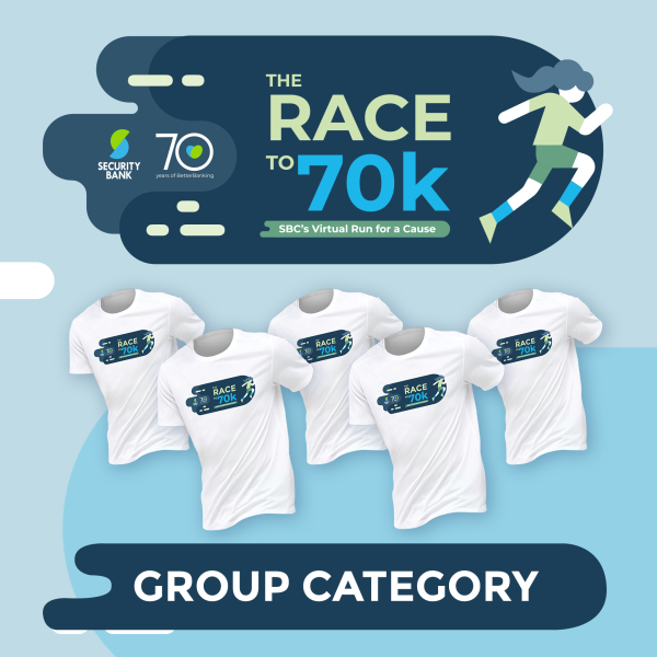 The Race to 70K - MUFG