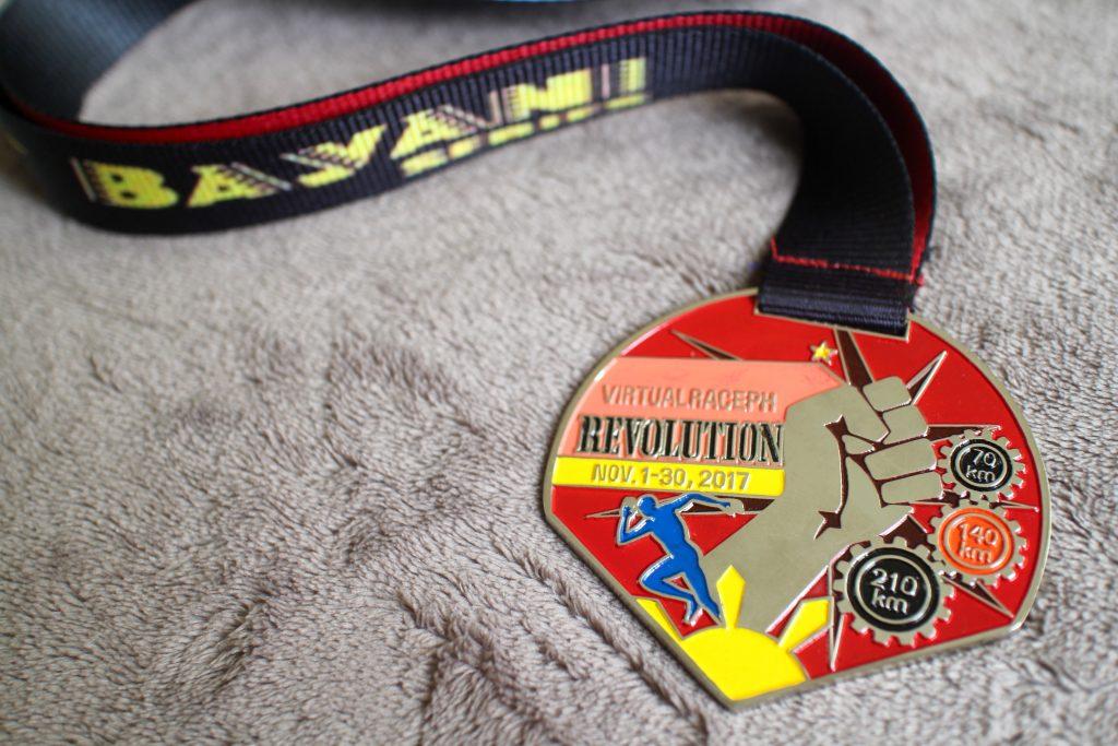 VIRTUALRACEPH REVOLUTION (BAYANI Series - Luzon)