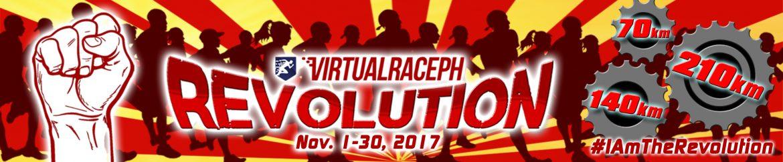 VIRTUALRACEPH REVOLUTION (BAYANI Series – Luzon)