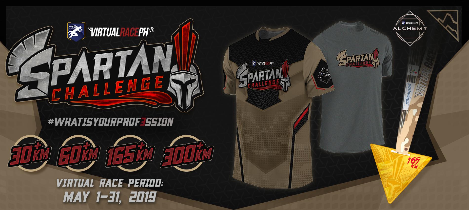 Spartan Challenge III