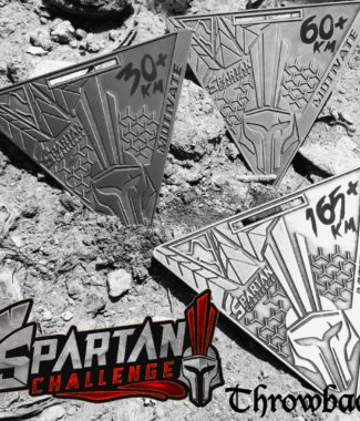 Spartan Challenge III Throwback Product image