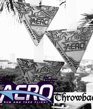 Aero Throwback Medal ADD-ON