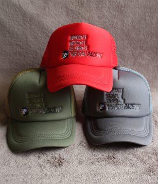 VRPH Premium Trucker Cap - RED